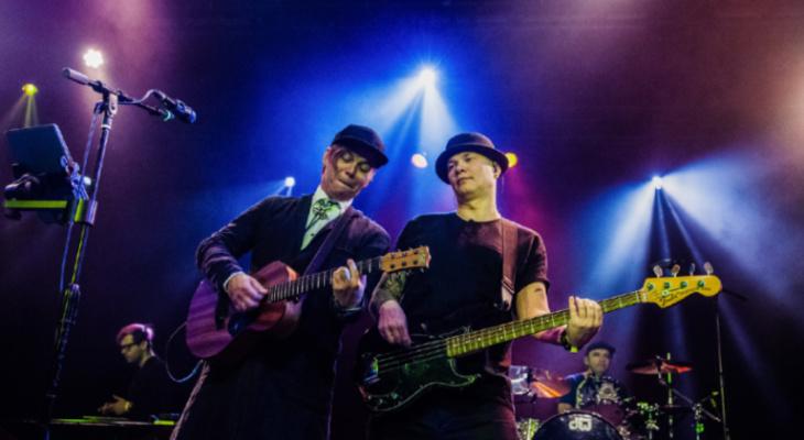 Телевизионная премьера концерта группы «Мумий Тролль» состоится в видеосервисе Wink