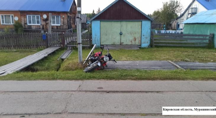 В Кировской области произошла смертельная авария: погиб подросток
