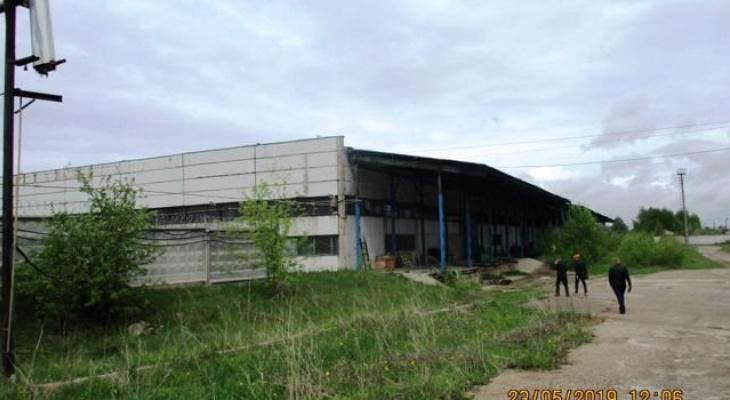 В Кирове продается завод на металлолом за 77 миллионов рублей
