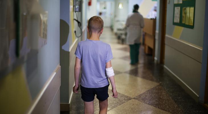 Кировские медики спасли жизнь ребёнку, который чуть не утонул