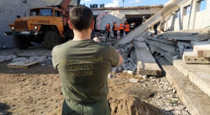 Установлены подозреваемые в деле по обрушению здания в Зуевке