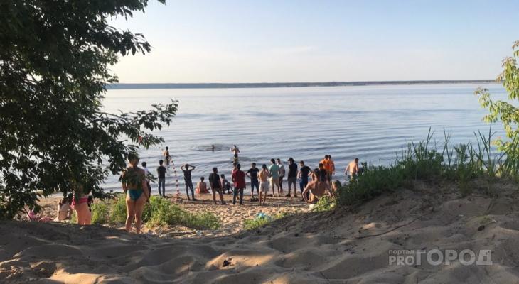 За день в Кировской области утонули четыре человека, в том числе ребенок