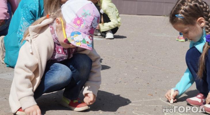 Известно, сколько семей в Кировской области получили в июле выплату на детей до 16 лет