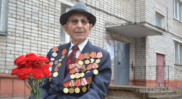 Секрет долголетия: старейшему жителю Кировской области исполнилось 107 лет
