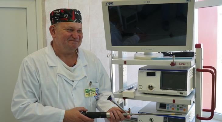 В кировской больнице женщине провели уникальную операцию по спасению почки