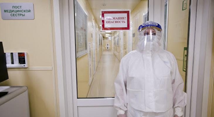 В Кирове 766 больных COVID-19: опубликованы данные по районам области