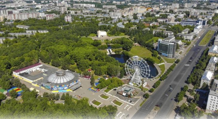 Кировчанам предлагают ознакомиться с новым генпланом города