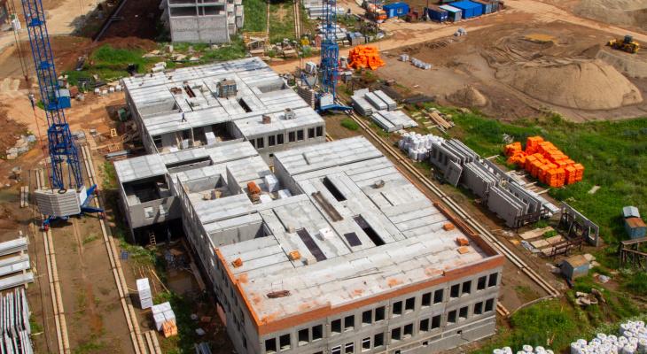 За 20 лет в Кирове хотят построить более 50 школ и около 60 детских садов