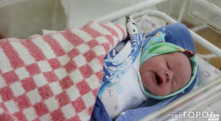 34-летняя женщина из Кировской области родила девятого ребенка