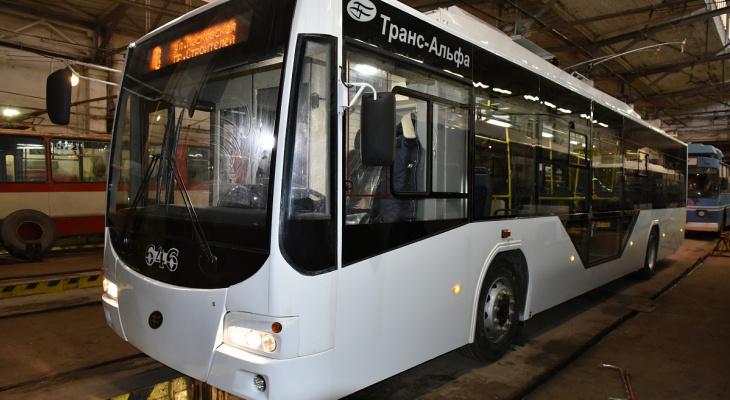 Закупленные в 2019-м кировские троллейбусы оказались некачественными