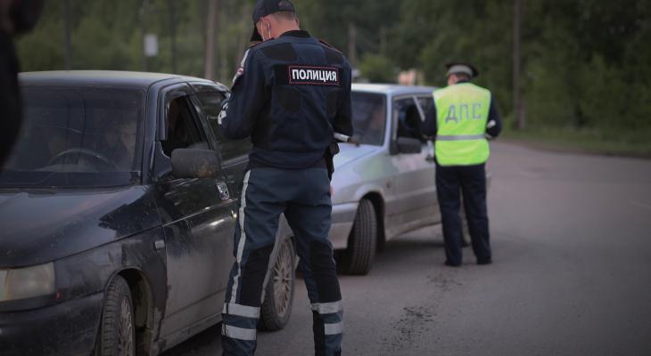 """В Кирове снова пройдут """"сплошные проверки"""" водителей"""