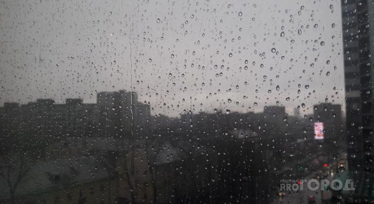 Прохладно и дождливо: известен прогноз погоды в Кирове на выходные