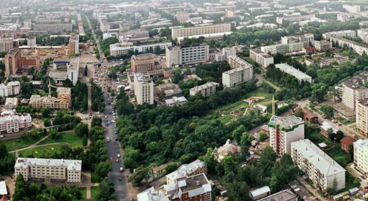 Генплан города Кирова начнут обсуждать в Администрации на публичных слушаниях 3 августа