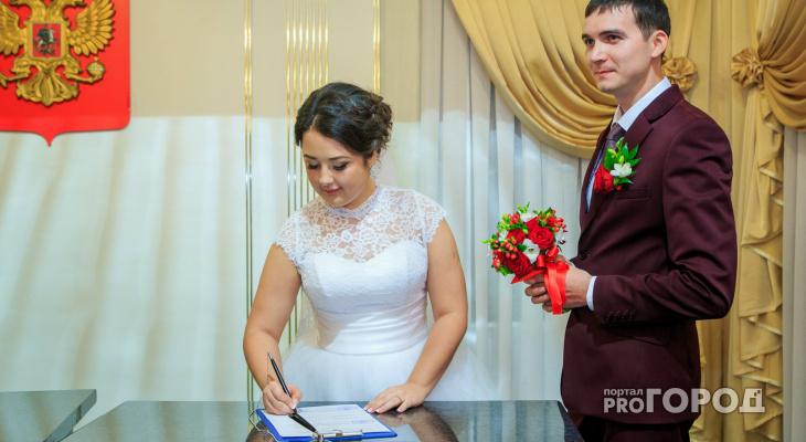 3600 свадеб и 2900 разводов: статистика от кировских ЗАГСов за 2020 год
