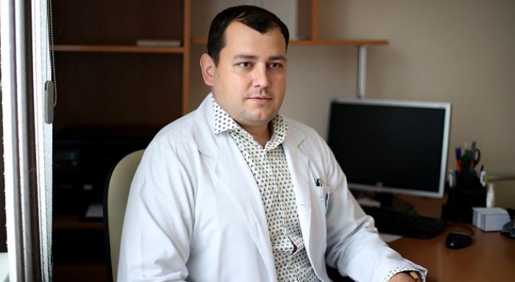 Заболевший COVID-19 35-летний кировский врач 2 недели провел в реанимации