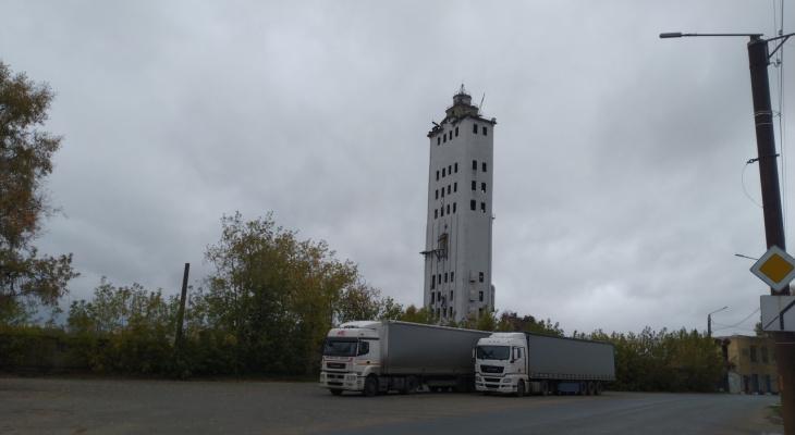 В Кирове подорвут башню элеватора: проверка слухов