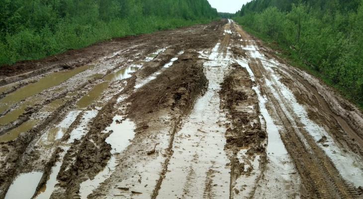 Опубликован список районов Кировской области с самыми плохими дорогами