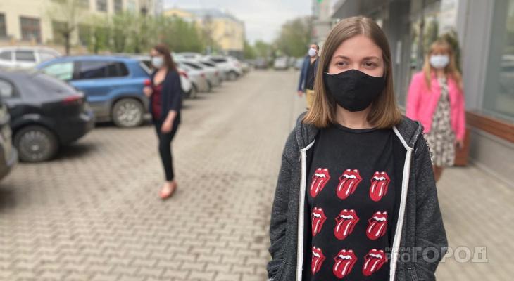 Масочный режим в Кирове: кого могут оштрафовать и где надевать средства защиты