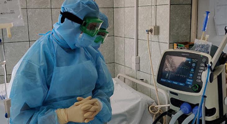 В кировском инфекционном госпитале скончался еще один пациент