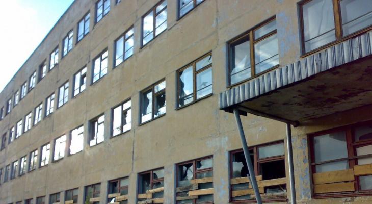 За 3 года здания на территории бывшего КВАТУ горели как минимум 15 раз