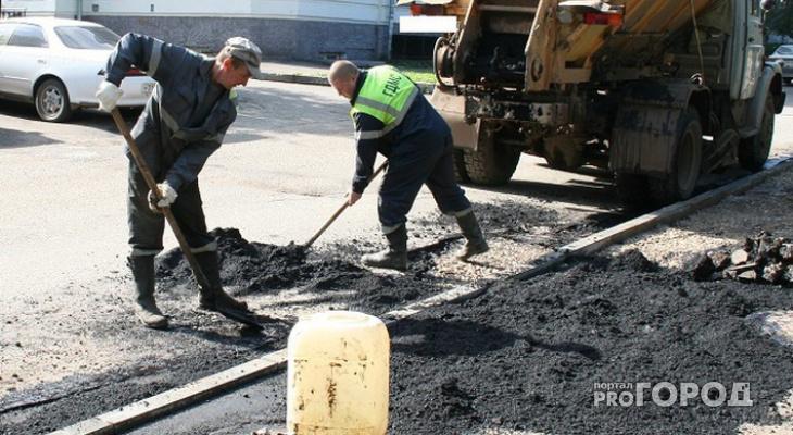 Из-за незаконных дорожных работ на Володарского участок улицы был перекрыт