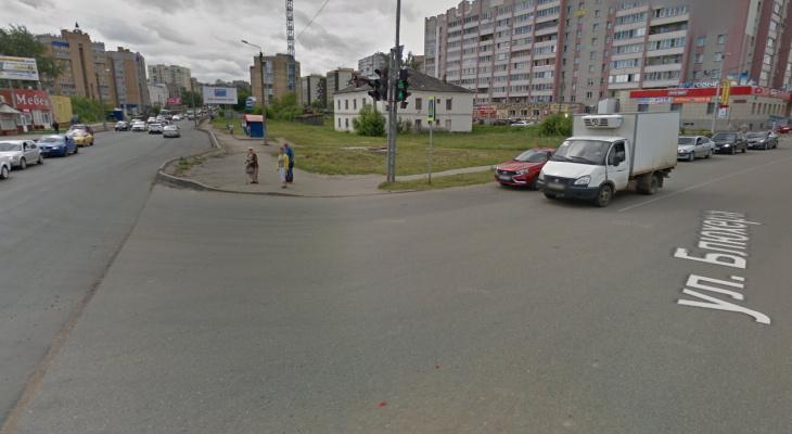 Назван перекресток в Кирове с самым грязным воздухом