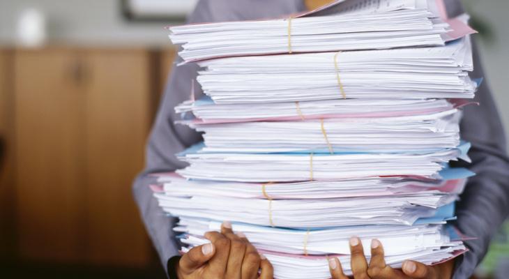 За 6 месяцев 2020 года Сбер сэкономил 263 млн листов бумаги