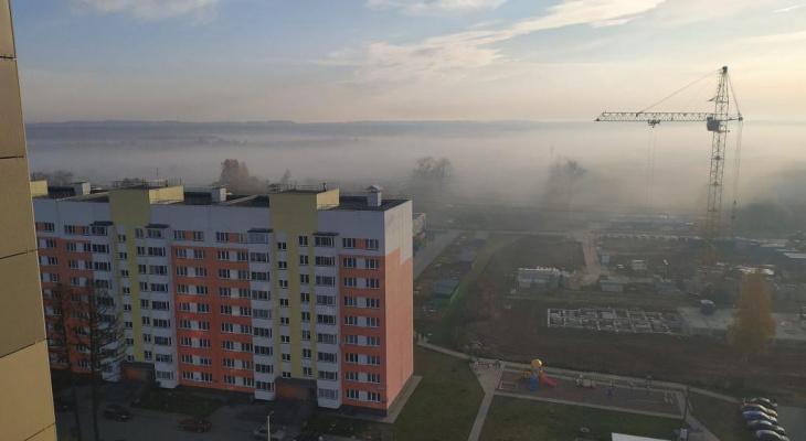 В одном из районов Кирова нашли 16 источников загрязнения воздуха