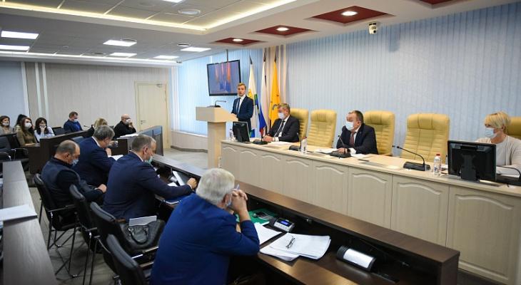 Депутаты рассмотрят проект Стратегии социально-экономического развития Кирова