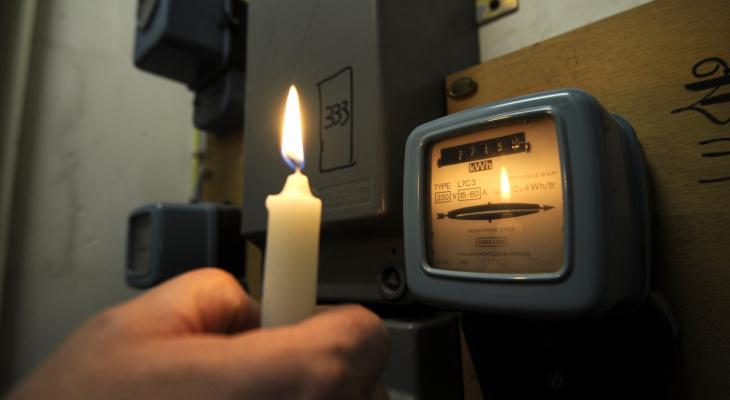 В десятках домов во всех районах Кирова отключат электричество
