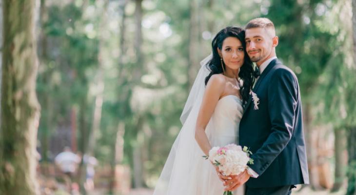 В ЗАГСе рассказали, на сколько в Кирове сократилось количество браков
