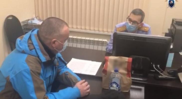 Задержан бывший глава администрации Кирова Илья Шульгин