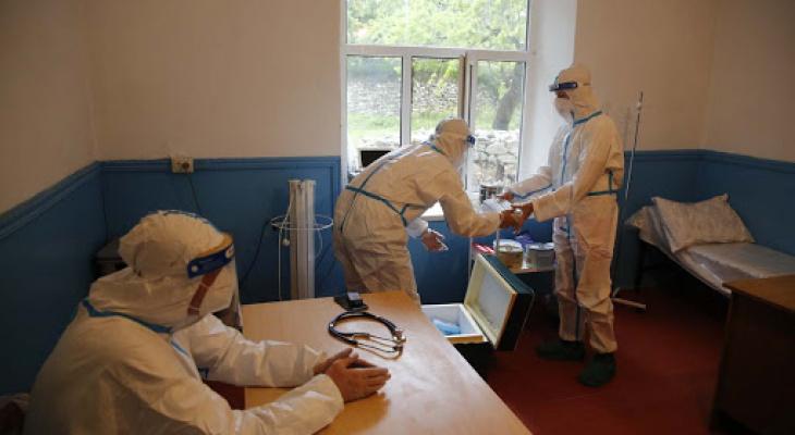 В кировском госпитале от COVID-19 скончался еще один пациент