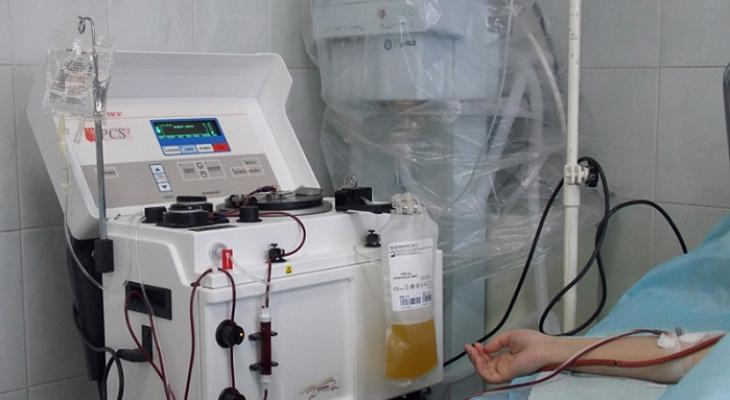 43 выздоровевших от COVID-19 жителя области стали донорами плазмы