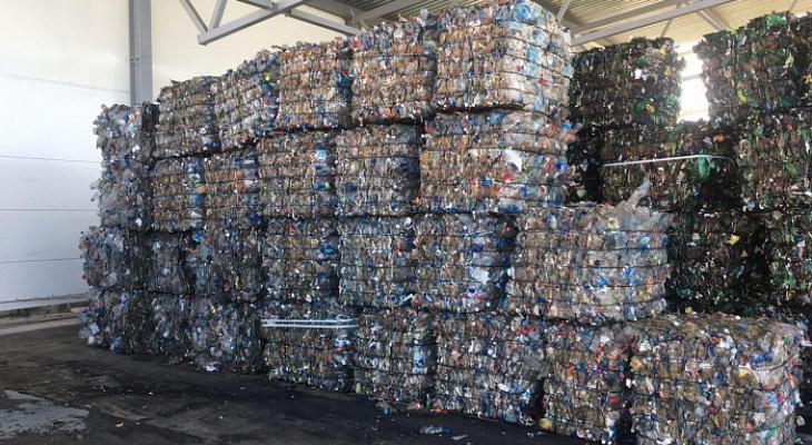 Не пластик является бедой, а одноразовые вещи: результаты работы центра по сортировке мусора в Кирове