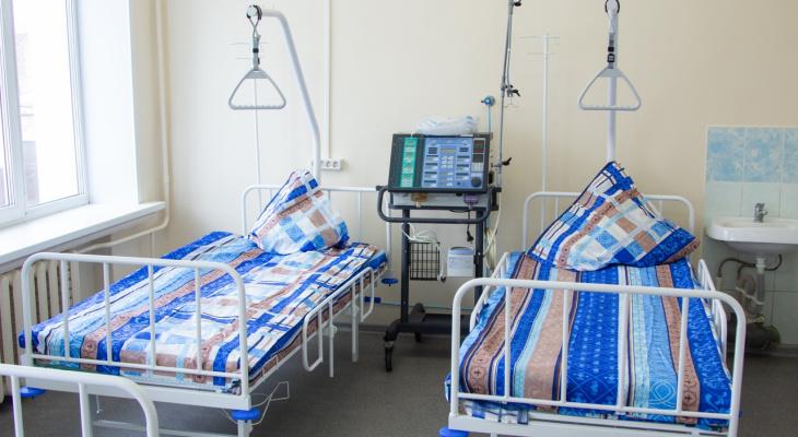 Число смертей среди пациентов с COVID-19 в Кировской области достигло 165