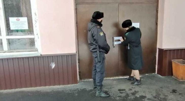 В Кировской области опечатали дом культуры из-за несоблюдения карантина