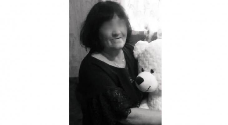 Пропавшую в Кировской области женщину нашли погибшей