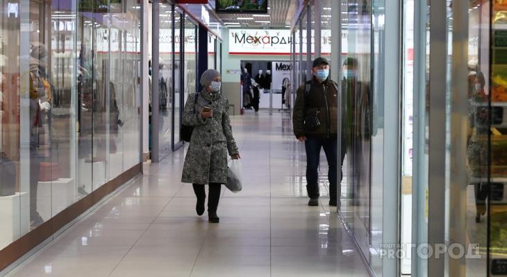 В Кировской области ввели новые ограничения из-за COVID-19 до 14 января