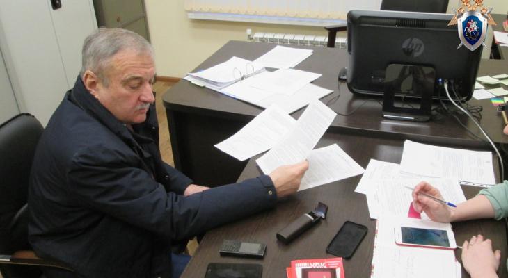 70 томов: закончено расследование уголовного дела в отношении Владимира Быкова