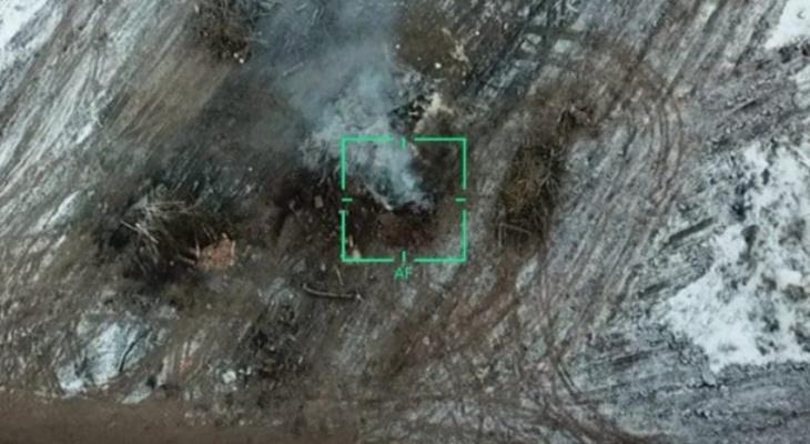 В Кирове квадрокоптер природоохранных органов зафиксировал сжигание отходов