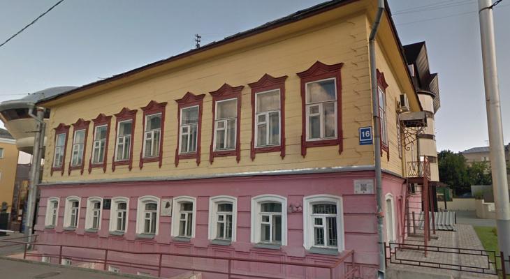 На реставрацию дома-музея Циолковского в Кирове потратят почти 3 миллиона рублей