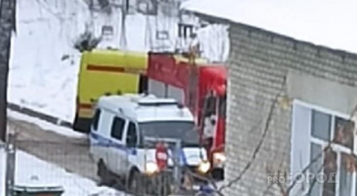 В Кирове из детского сада эвакуировали детей и сотрудников: на месте все оперслужбы