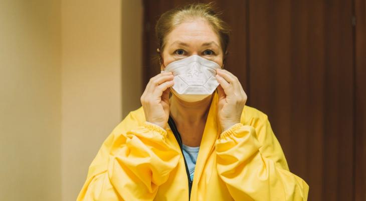 Руководитель инфекционного госпиталя: «Да, пандемия затянулась, но мы по-прежнему боремся за каждого пациента».
