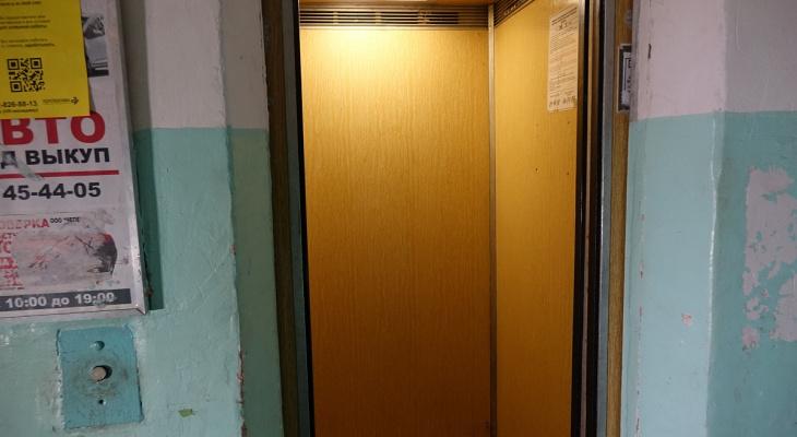 В Кировской области установлен рекорд по замене лифтов