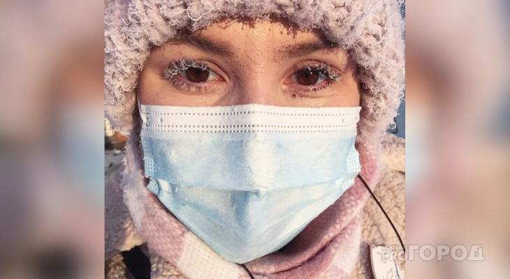 Морозы в Кирове: при какой температуре можно не ходить в школу и на работу