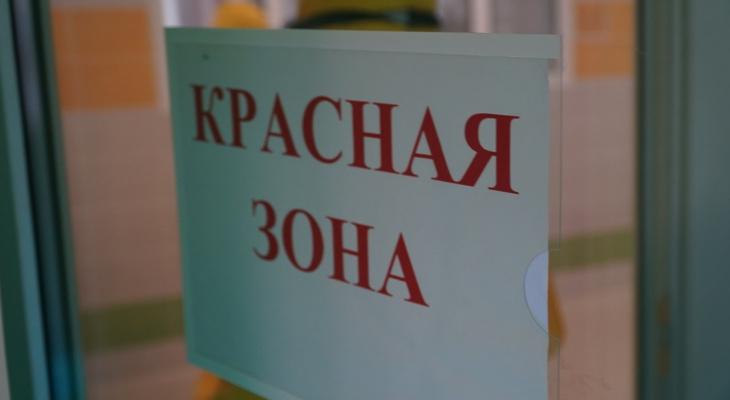 В Кировской области стало больше пациентов с COVID-19 на ИВЛ
