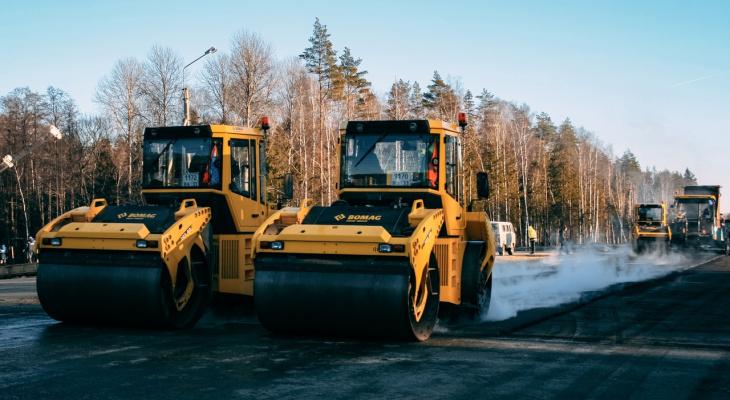 В Кировской области возбуждено дело из-за растраты 12 млн рублей на ремонт дорог
