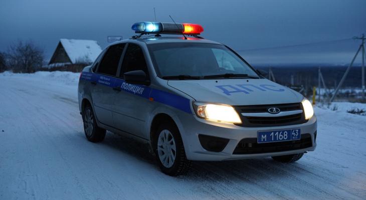 16 января в Кирове автоинспекторы проведут «сплошные проверки»