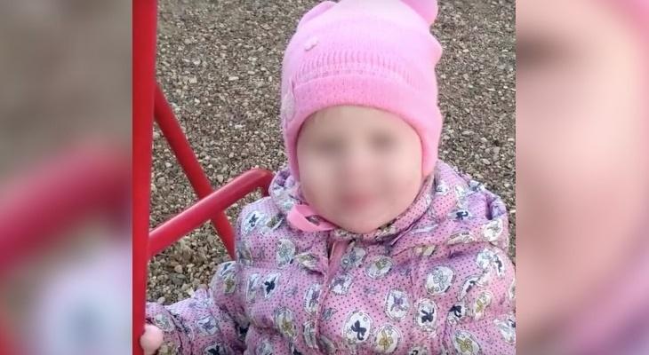 В Кирове возбуждено уголовное дело после смерти двухлетней девочки